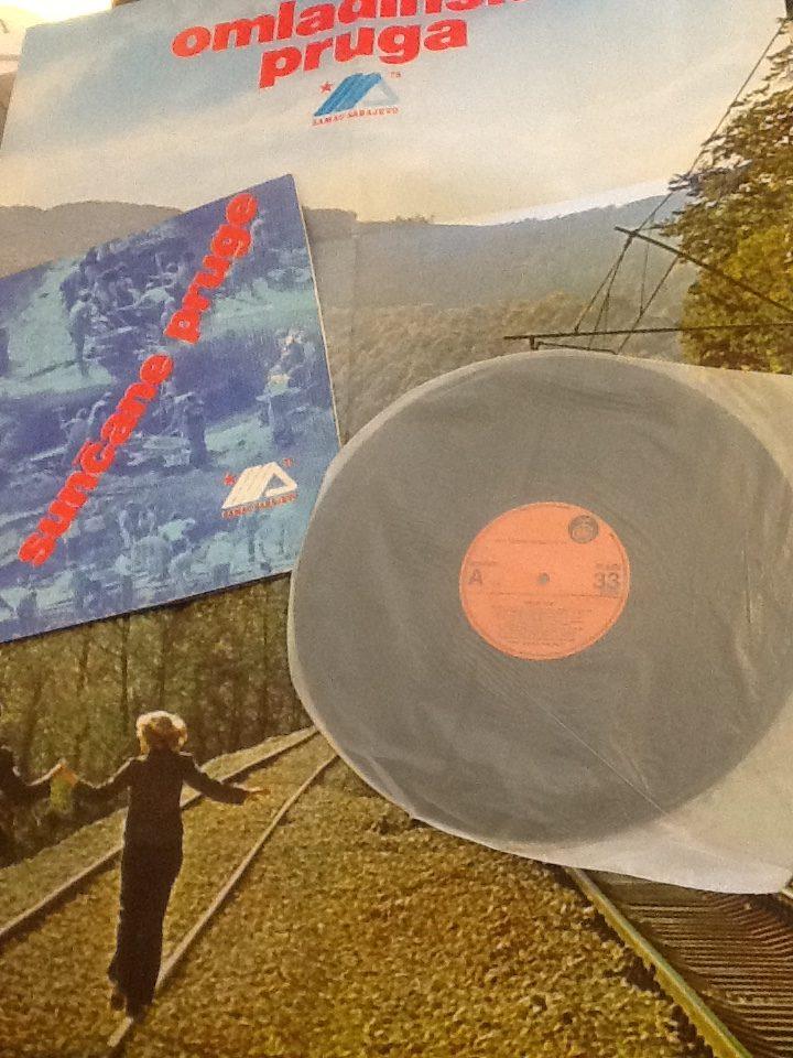 LP suncane pruge ora samac sarajevo 1978