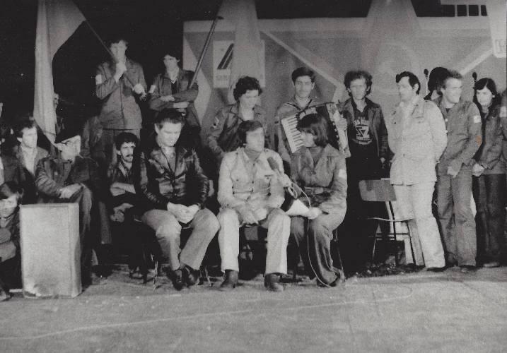 ora samac sarajevo 1978 brigadirske pjesme